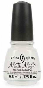 China Glaze Matte Magic Top Coat