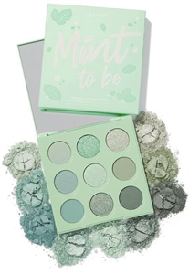 ColourPop Mint To Be Eyeshadow Palette
