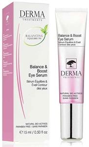 Derma Treatments Balance & Boost Kiegyensúlyozó Szemránc Szérum
