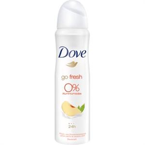 Dove Go Fresh Peach Deo Spray