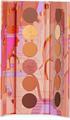 Kaleidos Makeup Futurism VII: Sashimi City Eyeshadow Palette