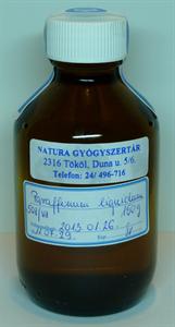 Gyógyszertári Paraffinolaj