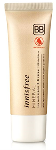 Innisfree Mineral Sun Waterproof BB Cream SPF50+ / Pa+++