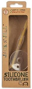 Jack N' Jill Szilikonos Fogkefe 1-3 Éveseknek