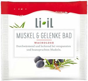 Li-iL Muskel & Gelenke Bad Wacholder
