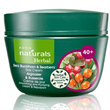 Naturals Herbal Ezüsttövis és Medveszőlő Bőrsimító Nappali Arckrém