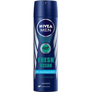 Nivea Men Fresh Ocean Deo Spray
