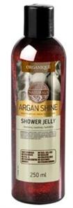 Organique Naturals Argan Shine Tusfürdő Gél Száraz, Érzékeny Bőrre