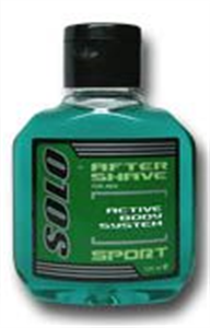 Solo After Shave For Man Sport