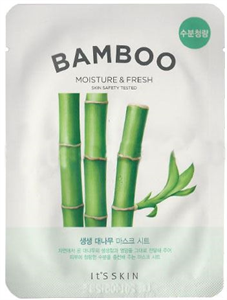It's Skin The Fresh Mask Bamboo