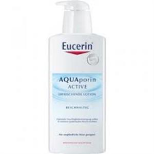 Eucerin Aquaporin Active Frissítő Testápoló
