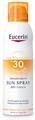 Eucerin Sun Színtelen Napozó Aerosol Spray FF30