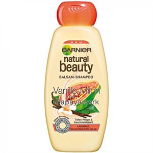 Garnier Natural Beauty Vanília-Papaya Krémsampon