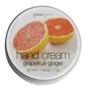 Greenland Fruit Emotions Kézkrém Grapefruit és Gyömbér