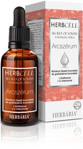 Herbária Herbcell Secret of Youth Arcszérum
