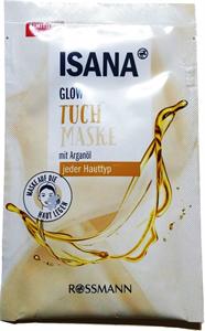 Isana Glow Tuch Maske