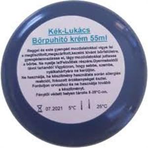Kék-Lukács Bőrpuhító Krém