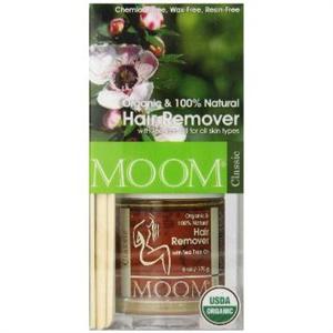 MOOM Bio Szőrtelenítő csomag