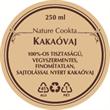 Nature Cookta Kakaóvaj (Finomítatlan)