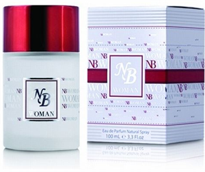 New Brand NB Woman EDP