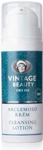 Vintage Beauty Arclemosó Krém – BIO minősített