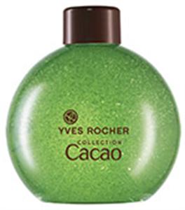 Yves Rocher Collection Kakaó és Pisztácia Csillámos Tusfürdő