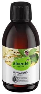 Alverde Mundziehöl Bio-Minze