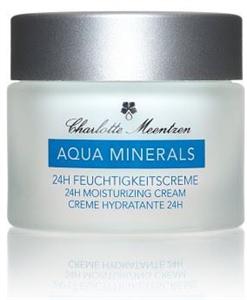 Charlotte Meentzen Aqua Minerals 24 H Ápolókrém