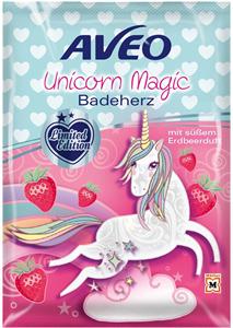 Aveo Unicorn Magic Badeherz