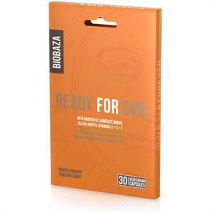 Biobaza Ready for Sun Étrendkiegészítő Kapszula