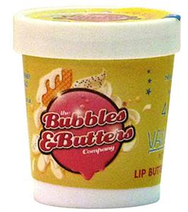 Bubbles & Butters Vanilla Lip Butter