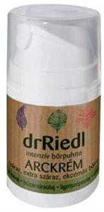 drRiedl Intenzív Hidratáló Bőrpuhító Krém Száraz Bőrre