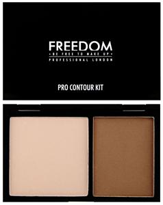 Freedom Makeup Pro Contour Kontúr Paletta