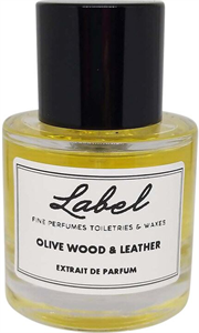 Label Parfum Olive Wood & Leather Extrait De Parfum