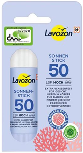 Lavozon Sonnen-Stick 50 LSF - Parfümfrei