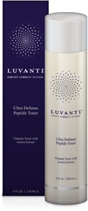 Luvanti Ultra Defense Peptide Toner