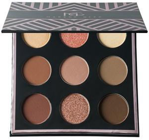 Makeup Geek In The Nude 9 Color Eyeshadow Palette