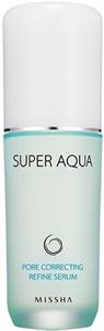 Missha Super Aqua Pore Correcting Refine Serum