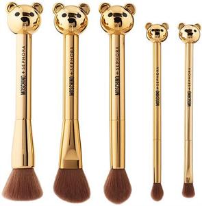 Moschino + Sephora Bear Brush Set