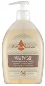 NeBiolina Szappan-Mentes Bőrtisztító