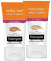 Neutrogena Visibly Clear Correct & Perfect CC Cream