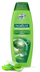 Palmolive Naturals Silky Shine Effect Aloe Vera And Silk Proteins Sampon