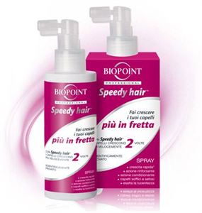 Biopoint Speedy Hair Spray