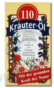 110 Kräuter-Öl Gyógynövényolaj