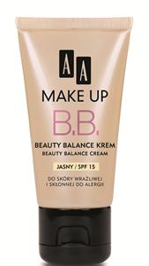 AA Make Up BB Beauty Balance Cream SPF15