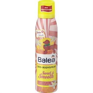 Balea Sweet & Smooth Deo Spray