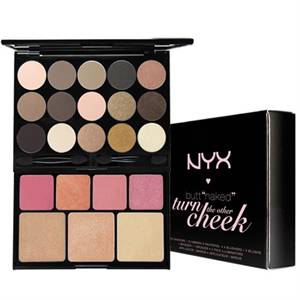 NYX Butt Naked Turn The Other Cheek Paletta