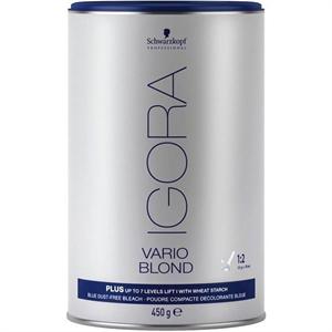 Schwarzkopf Professional Igora Vario Blond Plus Szőkítőpor
