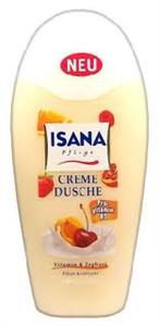 Isana Vitamin és Joghurt Krémtusfürdő