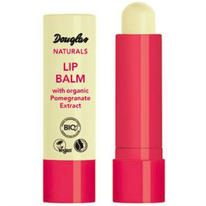 Douglas Lip Balm With Organic Pomegranate Extract